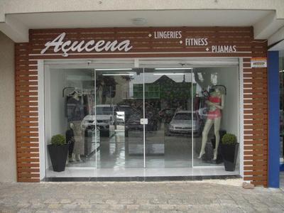 Conhecido Letreiro para fachada de loja - Efeito Publicidade QF71