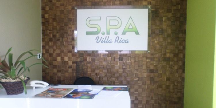 Adesivação SPA Vila Rica