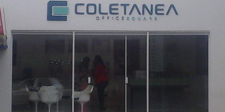 Letra Caixa Coletanea