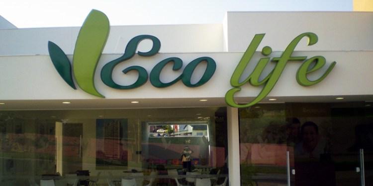 Letra Caixa EcoEsfera