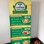 Banner personalizado loja