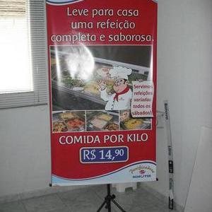 Banner comunicação visual