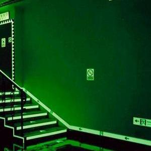 Placas fotoluminescentes preços